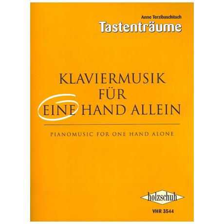 Terzibaschitsch, A.: Klaviermusik für eine Hand allein