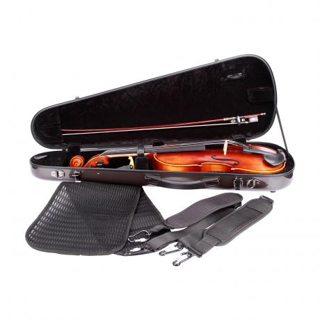 PACATO Classic Fiber shaped viola case