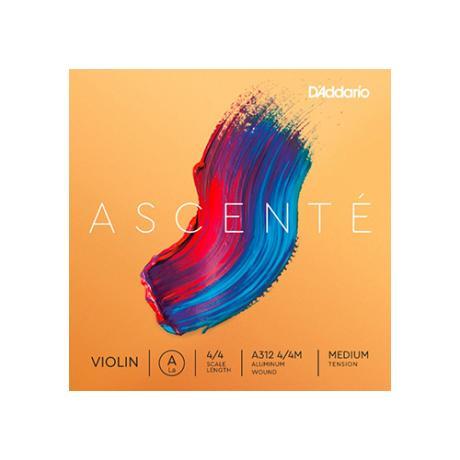 D'ADDARIO Ascenté violin string A