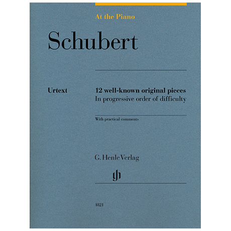 Schubert, F.: At The Piano