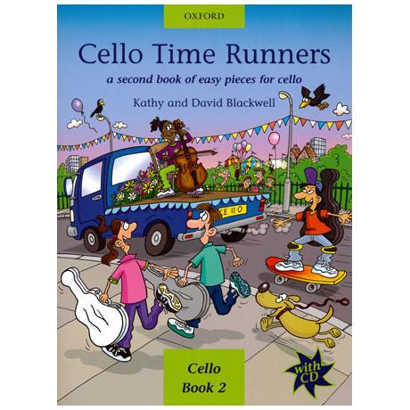 Blackwell, K. & D.: Cello Time Runners (+CD)