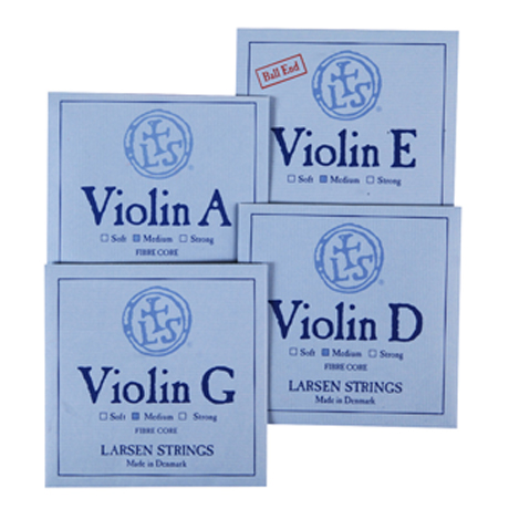 LARSEN violin strings SET