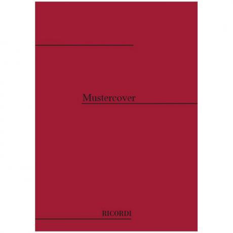 Zafred, M.: Invenzioni per violino, viola e orchestra (1966)