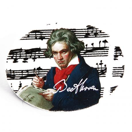 Eraser Beethoven