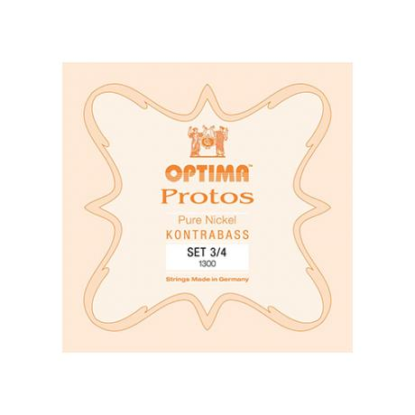 OPTIMA Protos bass strings SET
