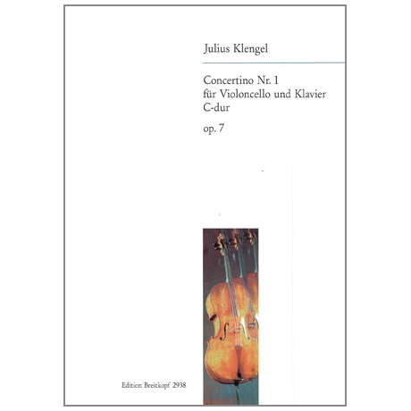 Klengel, J.: Concertino Nr. 1 Op. 7 C-Dur