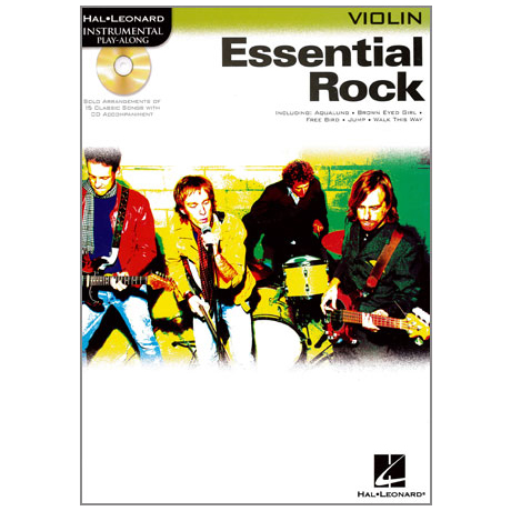 Essential Rock (+CD)