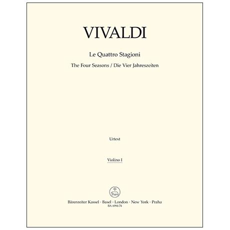 Vivaldi, A.: Le Quattro Stagioni – Stimmen