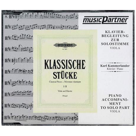 Klassische Stücke CD zu Band 1 + 2