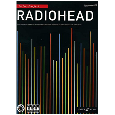 Radiohead: The Piano Songbook