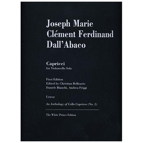 Dall'Abaco, J. C. F.: 11 Capricci