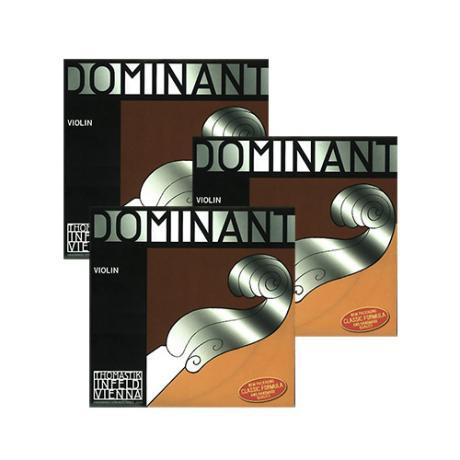 THOMASTIK Dominant violin strings A-D-G