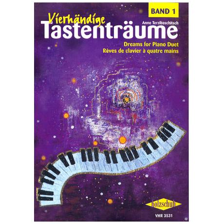 Terzibaschitsch, A.: Vierhändige Tastenträume 1