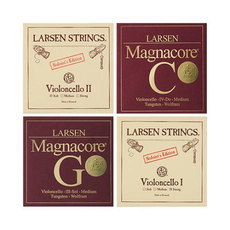 LARSEN Soloist/Arioso cello strings SET