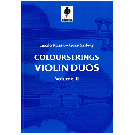 Colourstrings Violin Duos 3