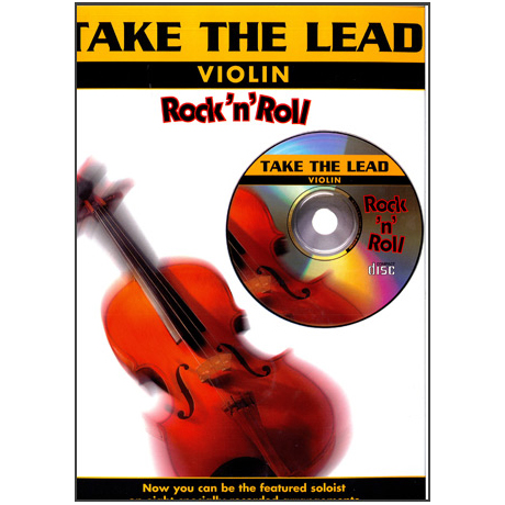 Take The Lead Rock'n'roll (+CD)