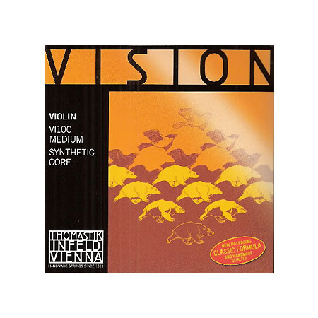 THOMASTIK Vision violin string E