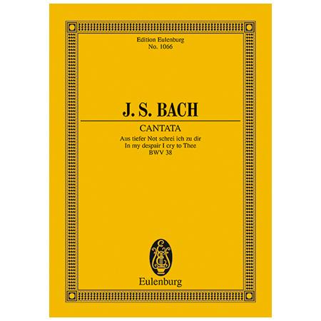 Bach, J. S.: Kantate BWV 38 »Dominica 21 post Trinitatis«