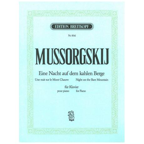 Mussorgski, M.: Eine Nacht auf dem kahlen Berge
