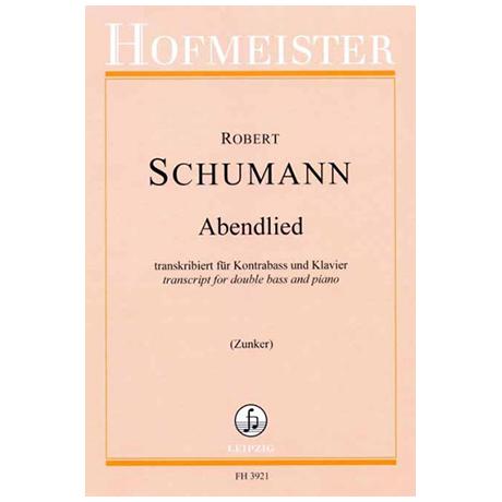 Schumann, R.: Abendlied