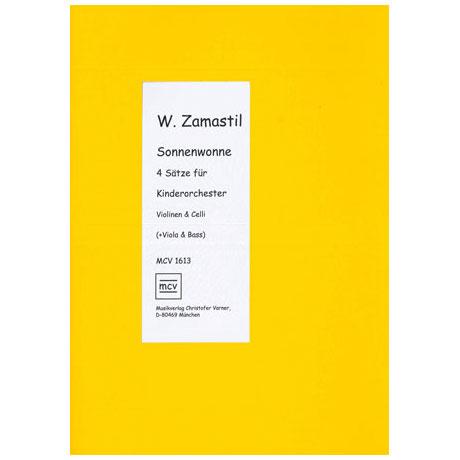 Zamastil, W.: Sonnenwonne