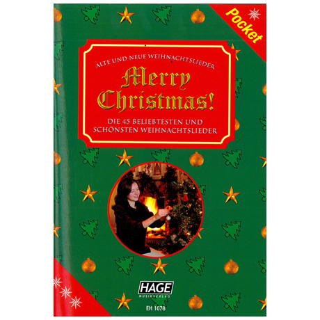 Merry Christmas Pocket