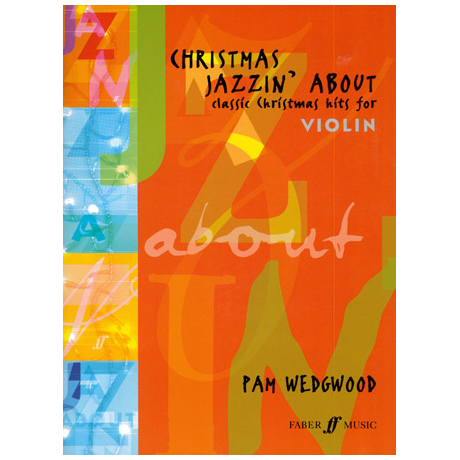 Wedgwood, P.: Christmas Jazzin' About