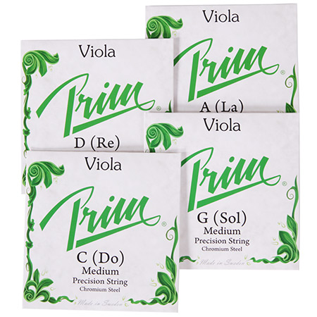 PRIM viola strings SET