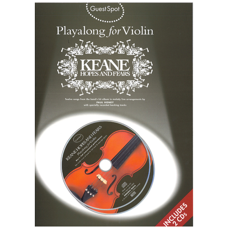 Keane: Hope's and Fear's (+CD)