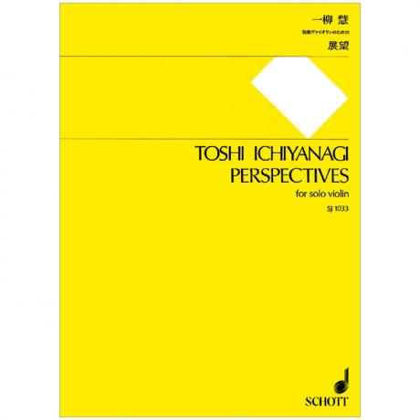 Ichiyanagi, T.: Perspectives (1986)