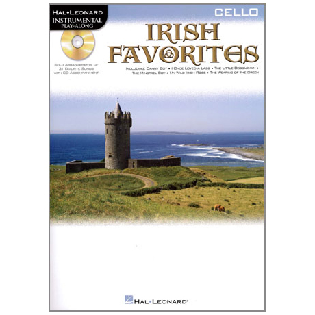 Irish Favourites (+CD)