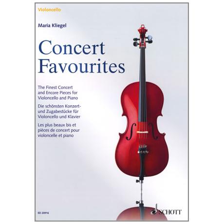 Kliegel, M.: Concert Favourites