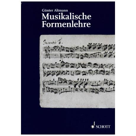 Musikalische Formenlehre (G. Altmann)