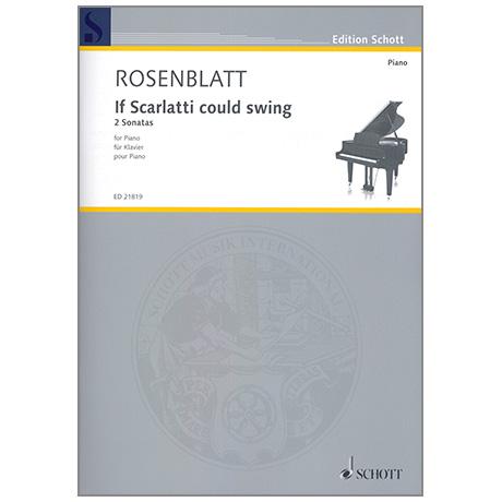 Rosenblatt, A.: If Scarlatti could swing