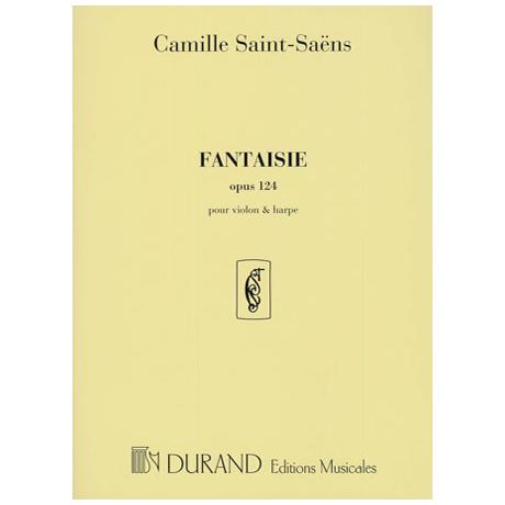 Saint-Saens, C.: Fantaisie Op. 124