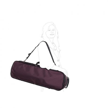 RIBONI shoulder strap black