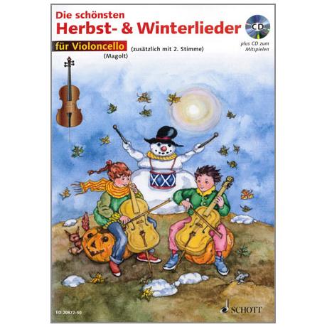 Magolt, M. & H.: Die schönsten Herbst- und Winterlieder (+CD)