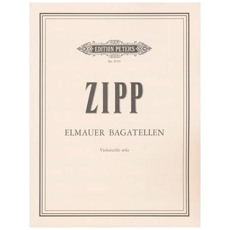 Zipp, F.: Elmauer Bagatellen