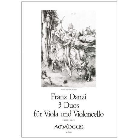 Danzi, F.: 3 Duos