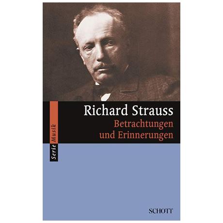 Strauss, R.: Betrachtungen und Erinnerungen