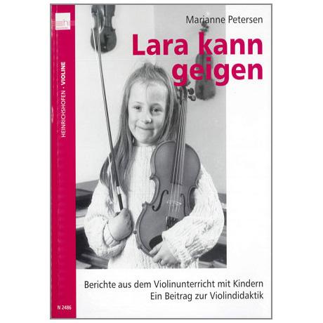 Petersen, M.: Lara kann geigen