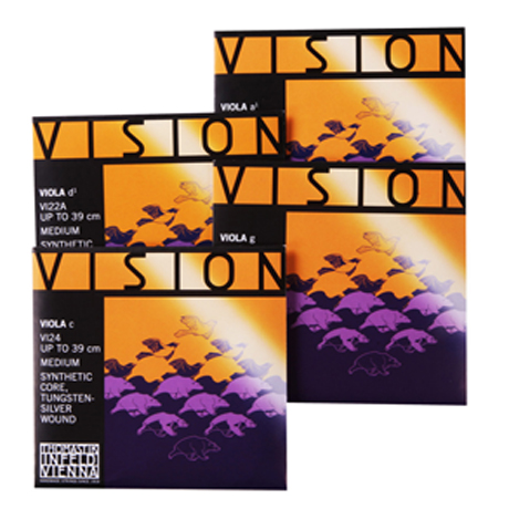 THOMASTIK Vision viola strings SET
