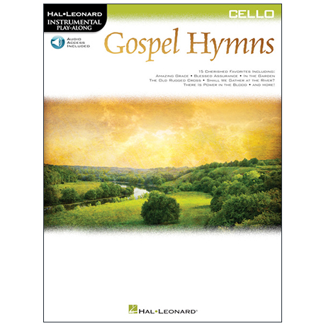 Gospel Hymns (+Online Audio)