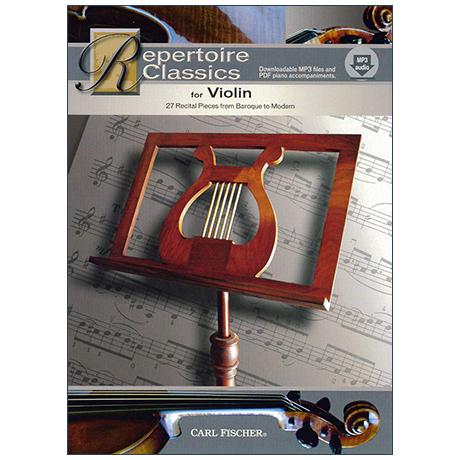 Repertoire Classics (+Online Audio)