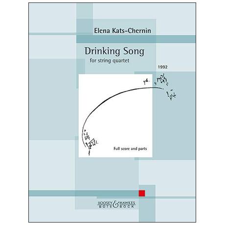 Kats-Chernin, E.: Drinking Song