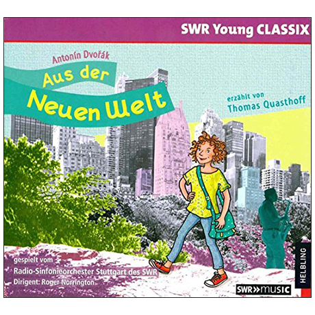 Dvořák, A.: Aus der Neuen Welt – Hörbuch-CD