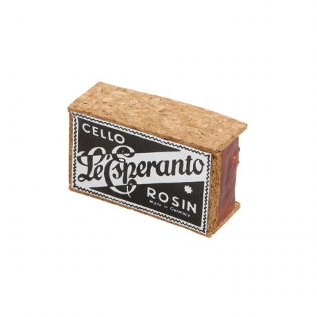GEIPEL Esperanto rosin