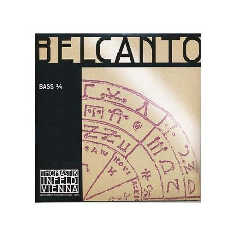 THOMASTIK Belcanto bass string D