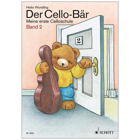 Wundling, H.: Der Cello-Bär Band 2