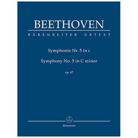 Beethoven, L. v.: Symphonie Nr. 5 c-Moll Op. 67
